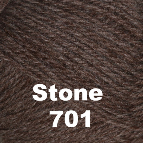 Brown Sheep Nature Spun Cone Sport Yarn Stone 701 - 45