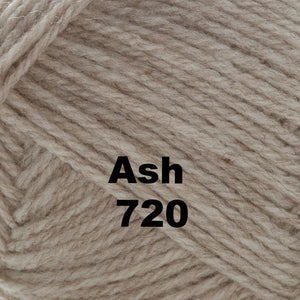 Paradise Fibers Yarn Brown Sheep Nature Spun Worsted Yarn Ash 720 - 46