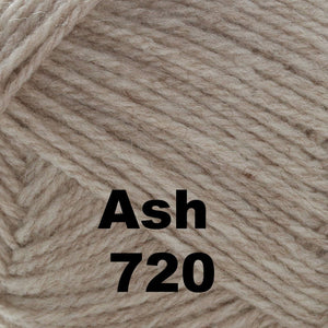 Brown Sheep Nature Spun Cone Fingering Yarn Ash 720 - 46