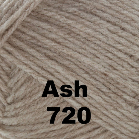 Brown Sheep Nature Spun Fingering Yarn Ash 720 - 46