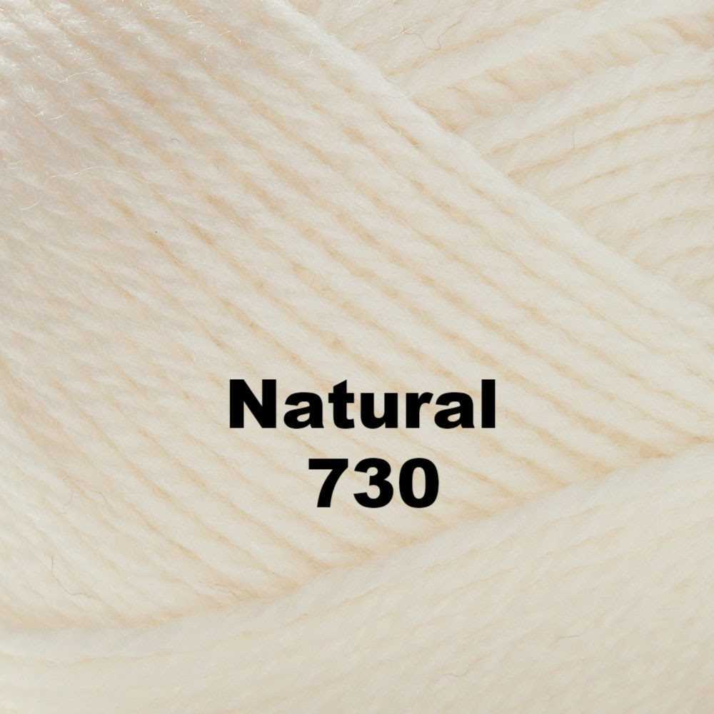 Brown Sheep Nature Spun Worsted Yarn Natural 730 - 46