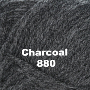 Brown Sheep Nature Spun Worsted Yarn-Yarn-Charcoal 880-