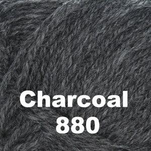 Brown Sheep Nature Spun Cone Sport Yarn Charcoal 880 - 49
