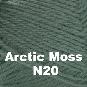 Brown Sheep Nature Spun Cones - Sport-Weaving Cones-Arctic Moss N20-