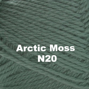 Brown Sheep Nature Spun Worsted Yarn-Yarn-Arctic Moss N20-