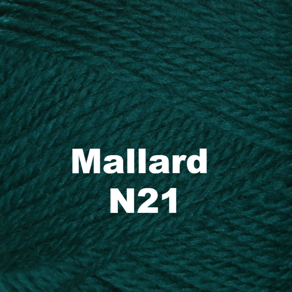 Brown Sheep Nature Spun Worsted Yarn Mallard N21 - 52