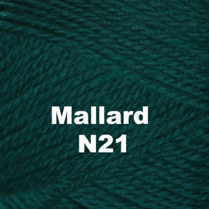 Brown Sheep Nature Spun Worsted Yarn-Yarn-Mallard N21-