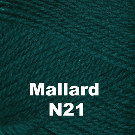 Brown Sheep Nature Spun Fingering Yarn Mallard N21 - 53