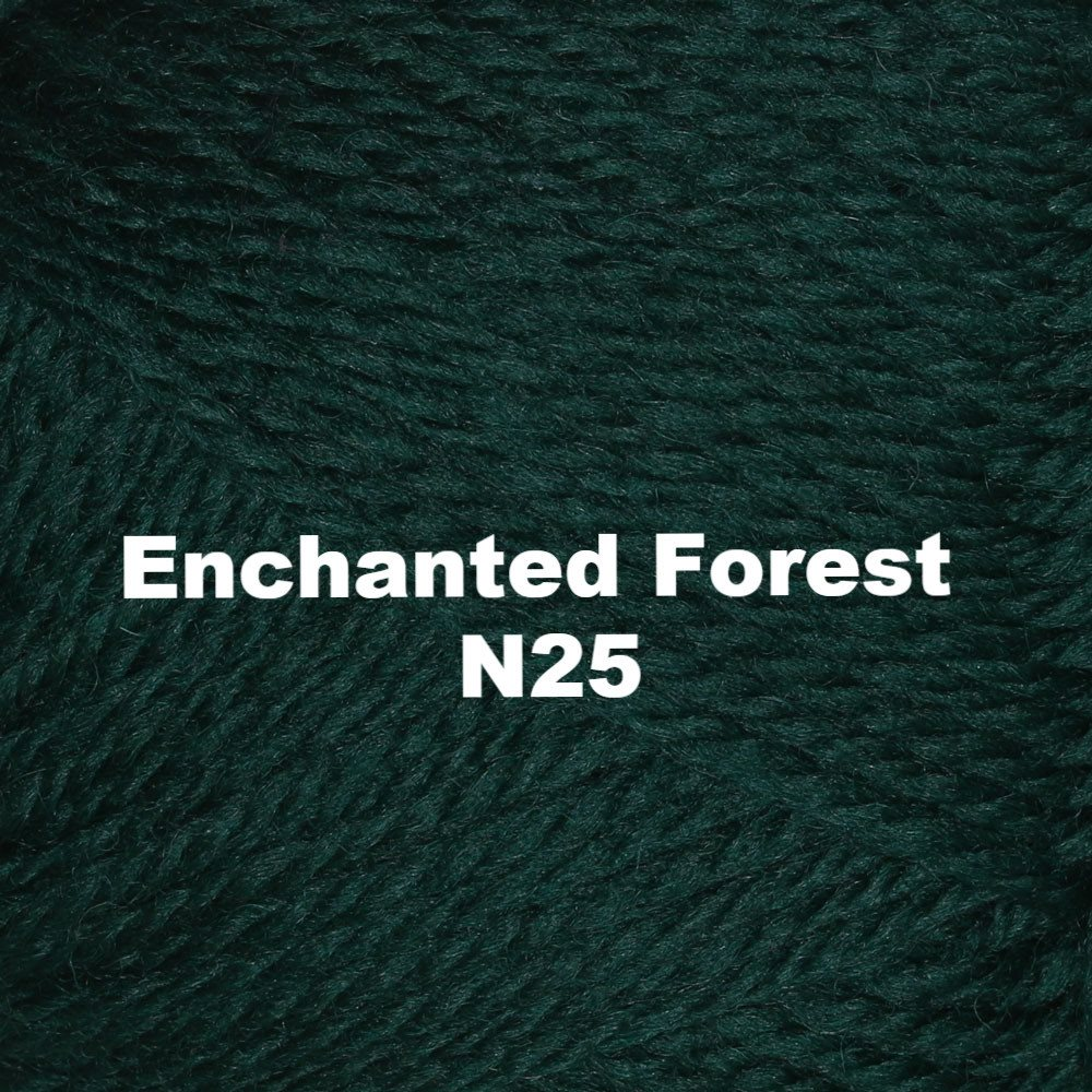Brown Sheep Nature Spun Worsted Yarn Enchanted Forest N25 - 54
