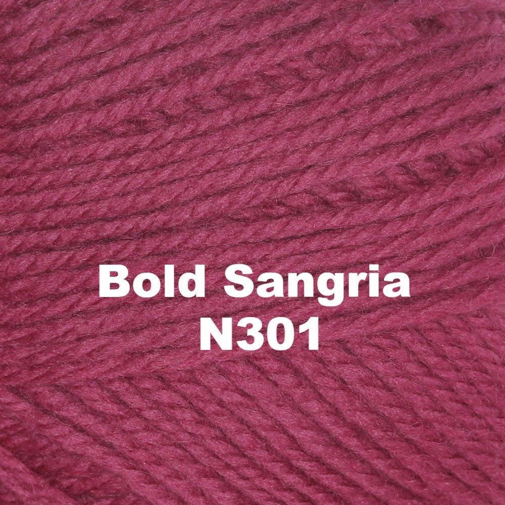 Brown Sheep Nature Spun Worsted Yarn Bold Sangria N301 - 56