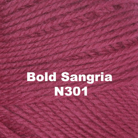 Paradise Fibers Yarn Brown Sheep Nature Spun Worsted Yarn Bold Sangria N301 - 57