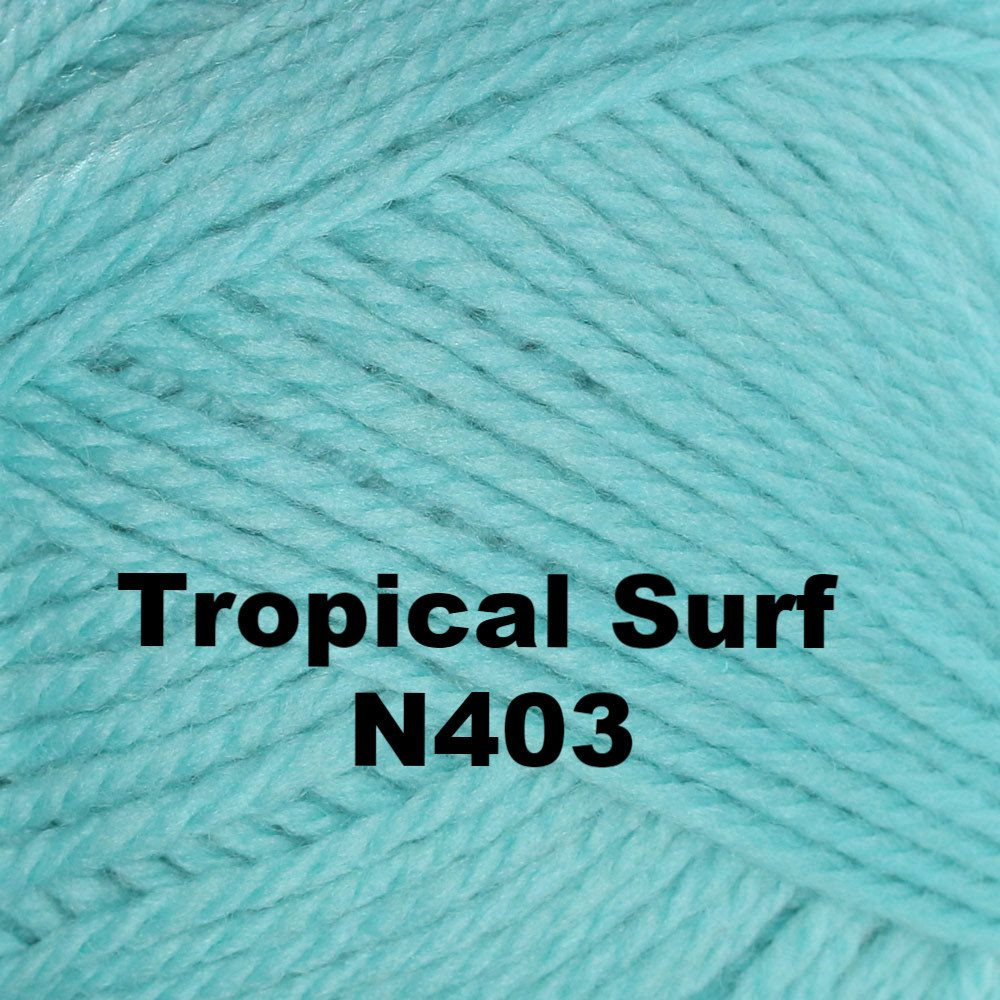 Brown Sheep Nature Spun Worsted Yarn Tropical Surf N403 - 58