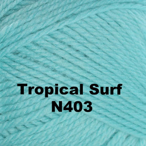 Brown Sheep Nature Spun Worsted Yarn-Yarn-Tropical Surf N403-
