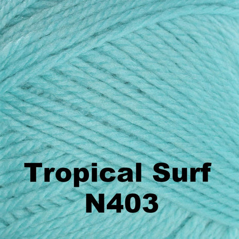 Brown Sheep Nature Spun Cone Fingering Yarn Tropical Surf N403 - 59
