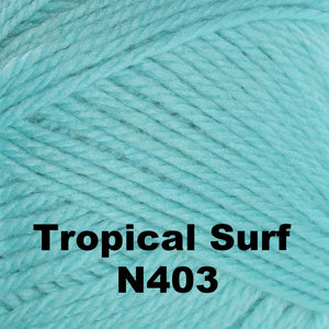 Brown Sheep Nature Spun Cones - Sport-Weaving Cones-Tropical Surf N403-