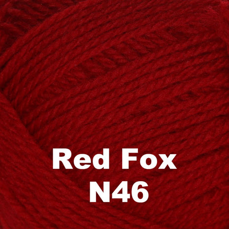 Brown Sheep Nature Spun Cone Sport Yarn Red Fox N46 - 61