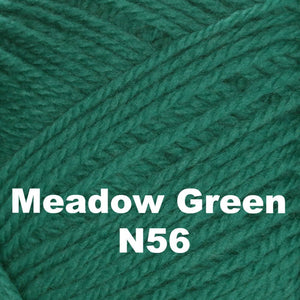 Brown Sheep Nature Spun Fingering Yarn Meadow Green N56 - 65