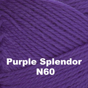 Brown Sheep Nature Spun Cone Fingering Yarn Purple Splendor N60 - 67