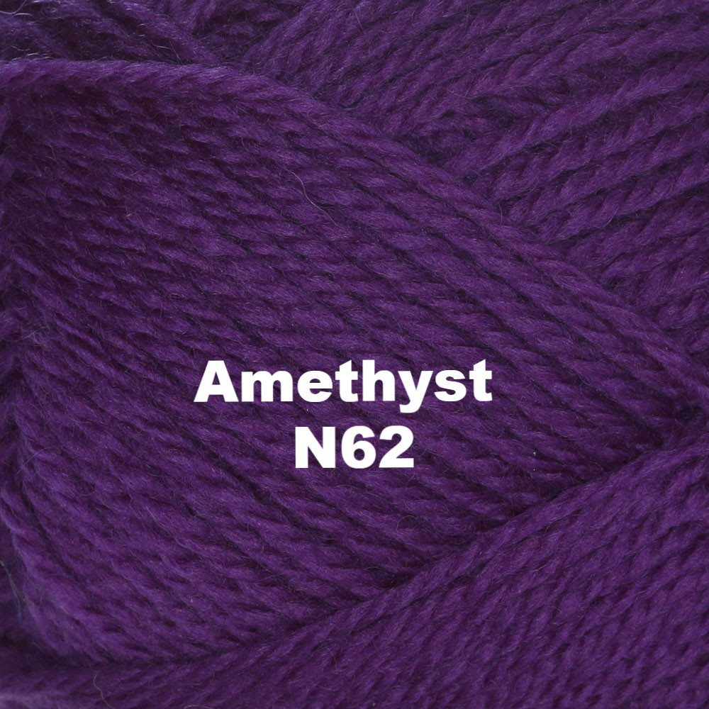 Brown Sheep Nature Spun Worsted Yarn Amethyst N62 - 67