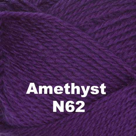 Brown Sheep Nature Spun Fingering Yarn Amethyst N62 - 68