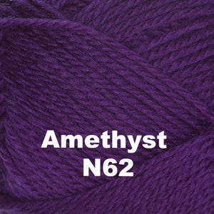 Brown Sheep Nature Spun Cone Fingering Yarn Amethyst N62 - 68
