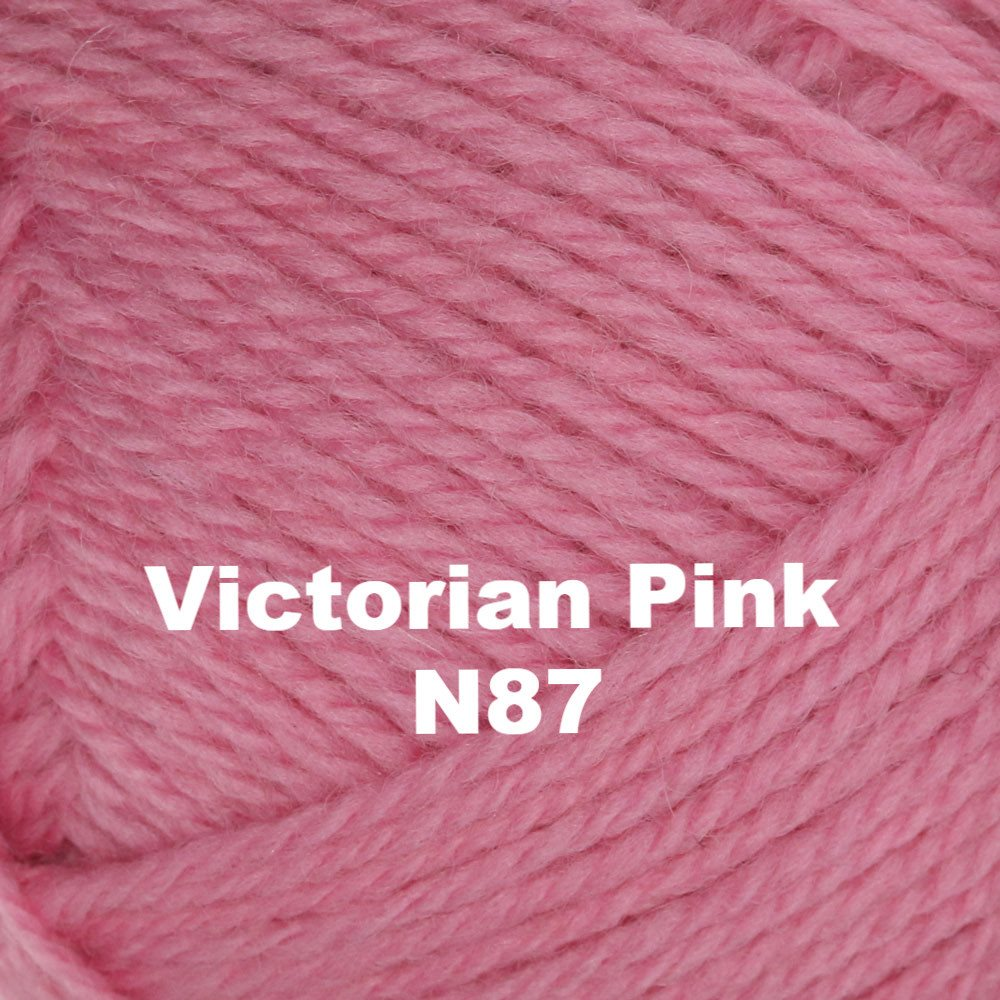 Brown Sheep Nature Spun Worsted Yarn Victorian Pink N87 - 71