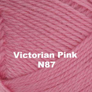 Brown Sheep Nature Spun Worsted Yarn-Yarn-Victorian Pink N87-