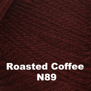 Brown Sheep Nature Spun Cone Fingering Yarn Roasted Coffee N89 - 73