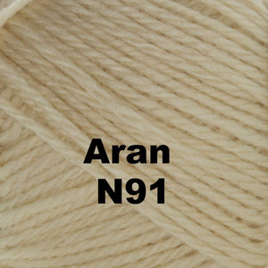 Paradise Fibers Yarn Brown Sheep Nature Spun Worsted Yarn Aran N91 - 75