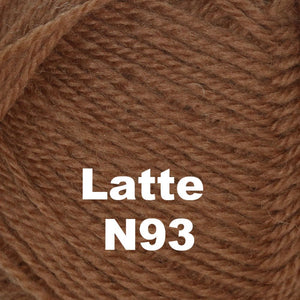Brown Sheep Nature Spun Fingering Yarn Latte N93 - 78