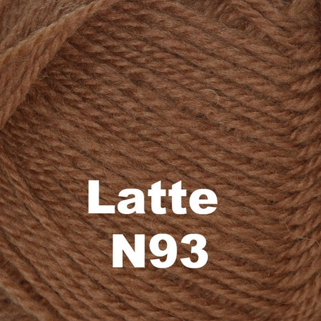 Brown Sheep Nature Spun Cone Fingering Yarn Latte N93 - 78