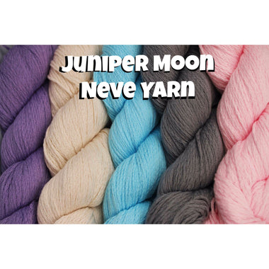 Paradise Fibers Yarn Juniper Moon Farm Neve Yarn  - 1