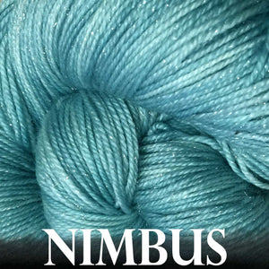 Paradise Fibers Yarn Anzula Luxury Nebula Yarn Nimbus - 18