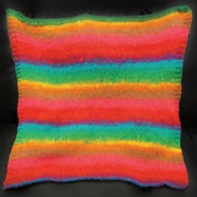 Paradise Fibers Kits Noro Rainbow Roll Throw Kit  - 1
