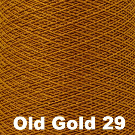 10/2 Perle Cotton 1lb Cones Old Gold 29 - 71