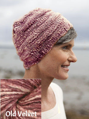 Berroco Moreton Hat Kit Old Velvet - 6