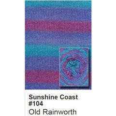 Queensland Collection Sunshine Coast Yarn Old Rainworth 104 - 10