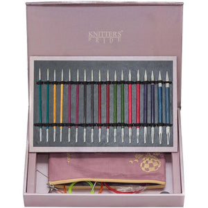 The Royale Interchangeable Knitting Needle Set Luxury Collection by Knitter's Pride-Interchangeable Needle Set-