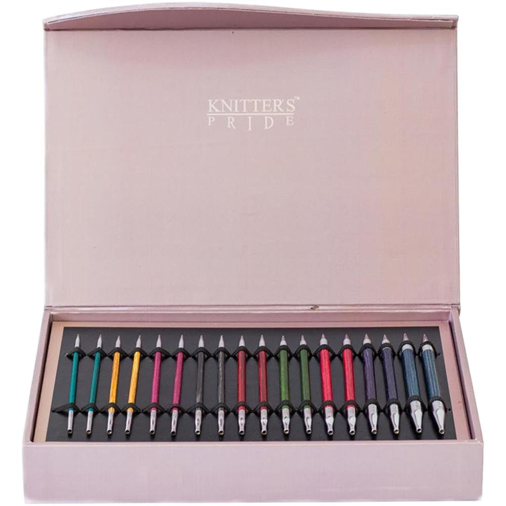 The Royale  Interchangeable Knitting Needle Set Luxury Collection by Knitter's Pride  - 3