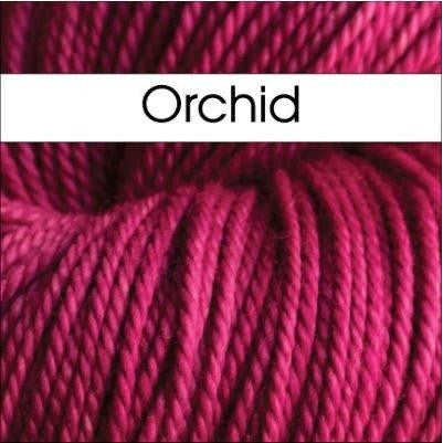 Paradise Fibers Yarn Anzula Luxury Cloud Yarn Orchid - 5