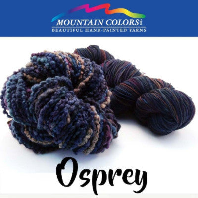 Mountain Colors Twizzlefoot Yarn Osprey - 59