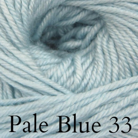 Ella Rae Cozy Soft Solids Yarn Pale Blue 33 - 25