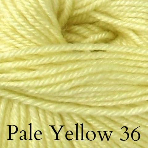 Ella Rae Cozy Soft Solids Yarn Pale Yellow 36 - 28