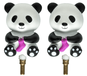 HiyaHiya Panda Stopper for Interchangeable Cables-Interchangeable Needle Set-Small-