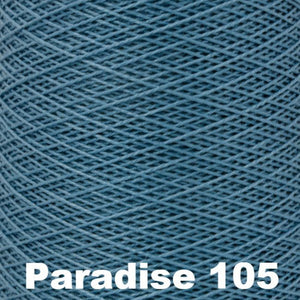 3/2 Mercerized Perle Cotton-Weaving Cones-Paradise 105-