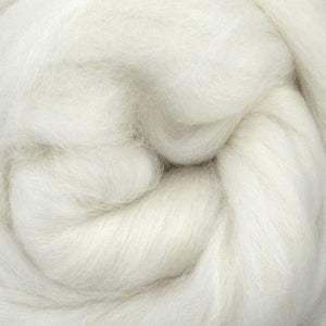 Paradise Fibers 14.5 Micron Ultra Fine Merino and Cashmere Blend - Cake Batter-Fiber-2oz-