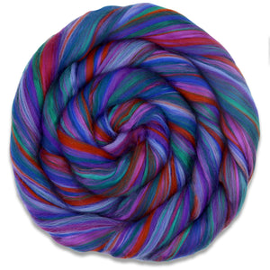Cryptic Corriedale - Duchess Dragonstone-Fiber-4 oz-