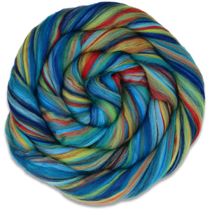 Cryptic Corriedale - General Guppy-Fiber-Paradise Fibers