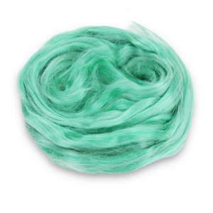 Paradise Fibers Frosted Halo Collection - Mohair and Silk Fiber Blends-Fiber-Fresh Mint-2oz-