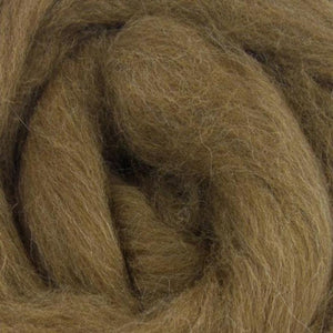 Paradise Fibers Natural Brown Manx Loaghtan Top-Fiber-4 oz-